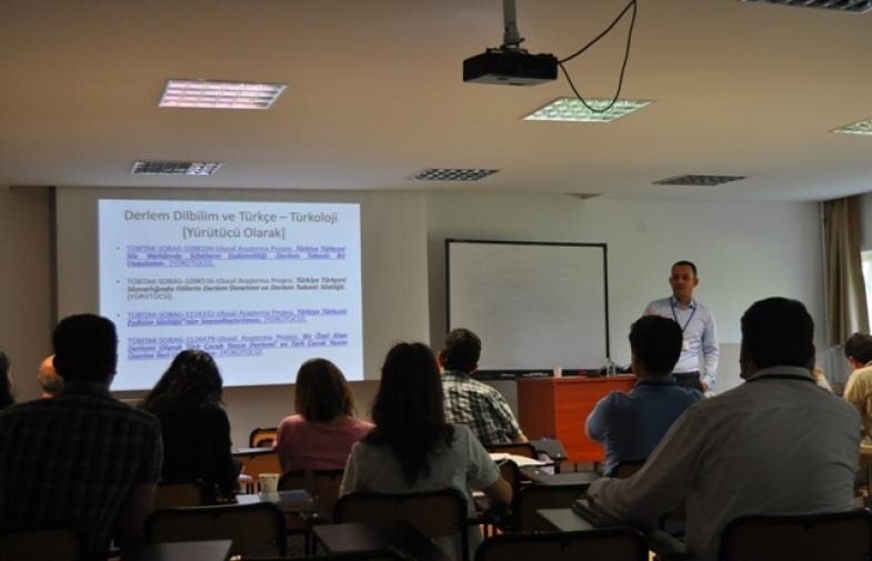 """Hacettepe Üniversitesi'nde """"Türkolojide Araştırma Projesi Hazırlama Eğitimi"""""""