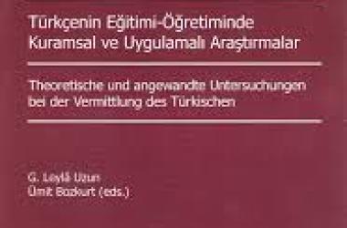 Derlem Tabanlı Türkçe Öğretimi Çalışmaları