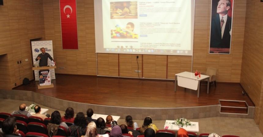 Erciyes Üniversitesi TTO Tübitak Projeleri Tecrübe Paylaşımı