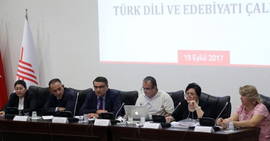 Türk Dili ve Edebiyatı Çalıştayı / Dil – Edebiyat Eğitimi ve Bilişim Teknolojileri